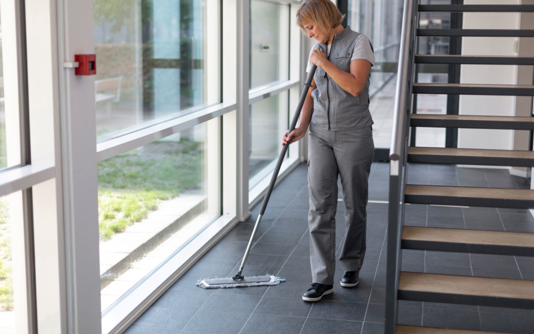 The Best Janitorial Equipment Maintains Its Performance Over Time