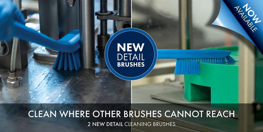 New Detail brushes | Sept 2020