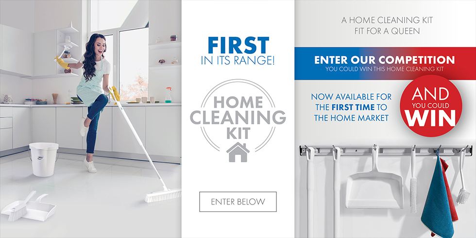 Home Cleaning Kit Competition